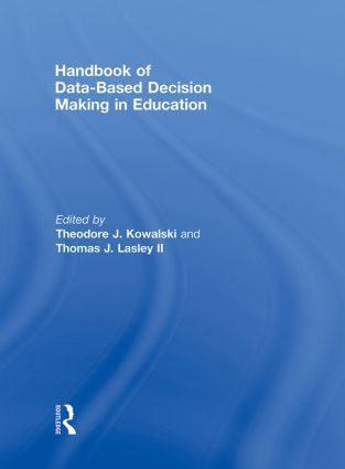 Handbook of Data-Based Decision Making in Education (Hardback) book cover