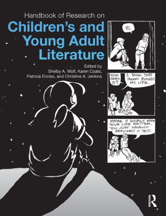 Handbook of Research on Children's and Young Adult Literature (Hardback) book cover