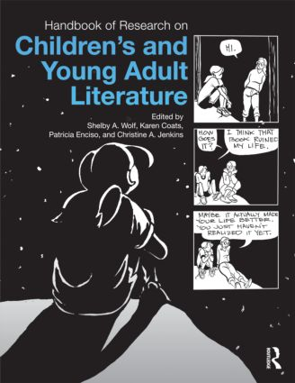 Handbook of Research on Children's and Young Adult Literature (Paperback) book cover