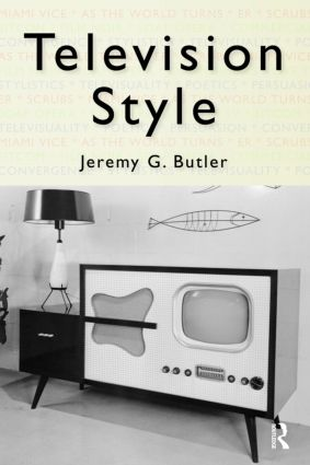 Television Style (Paperback) book cover