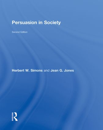 Persuasion in Society: 2nd Edition (Hardback) book cover