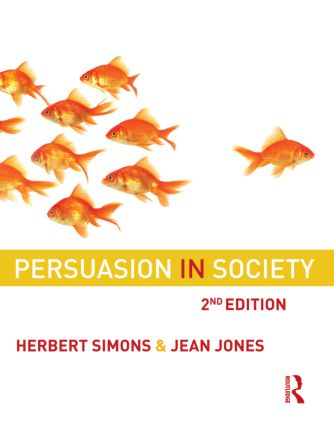 Persuasion in Society: 2nd Edition (Paperback) book cover