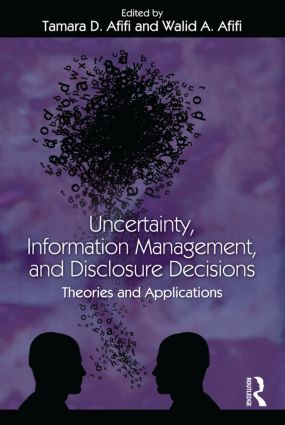 Uncertainty, Information Management, and Disclosure Decisions