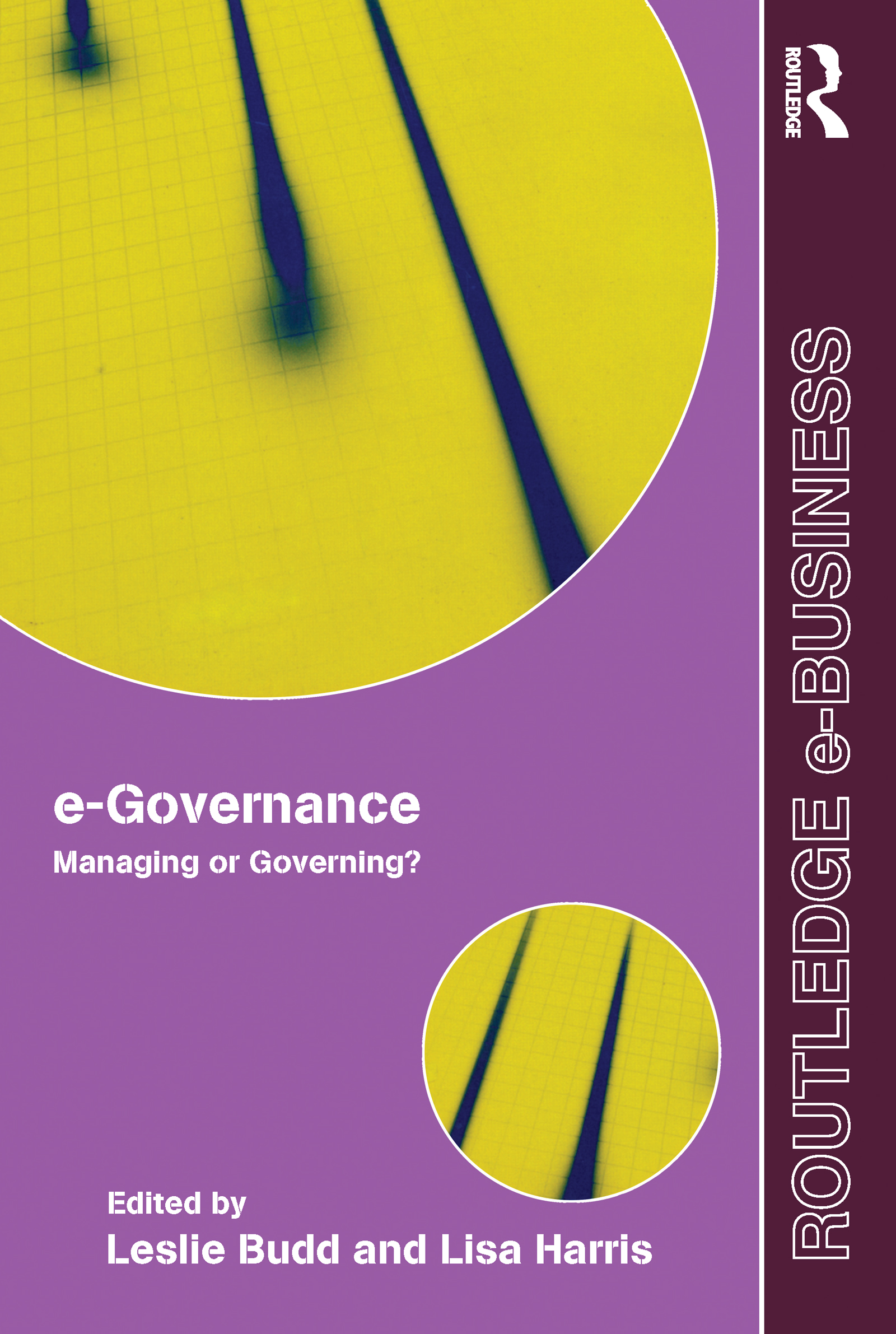 e-Governance: Managing or Governing? (Paperback) book cover