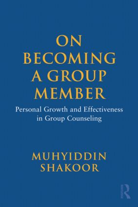 On Becoming a Group Member: Personal Growth and Effectiveness in Group Counseling (Paperback) book cover