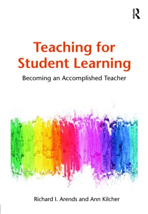 Teaching for Student Learning: Becoming an Accomplished Teacher (Paperback) book cover