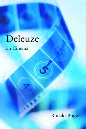 Deleuze on Cinema: 1st Edition (Paperback) book cover