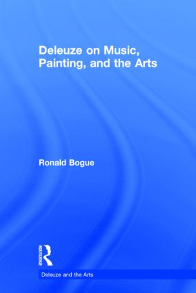 Deleuze on Music, Painting and the Arts book cover