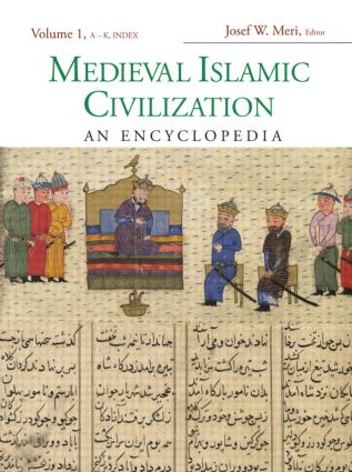 Medieval Islamic Civilization: An Encyclopedia (Hardback) book cover