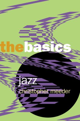 Jazz: the Basics (Paperback) book cover