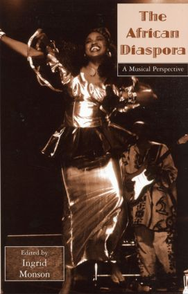 African Diaspora: A Musical Perspective (Paperback) book cover