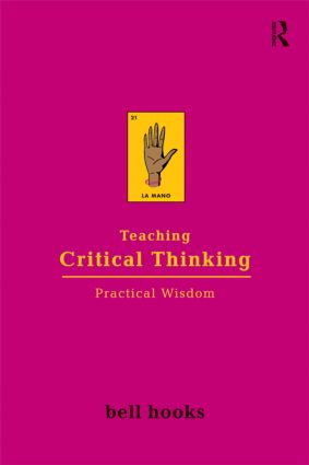 Teaching Critical Thinking: Practical Wisdom (Paperback) book cover