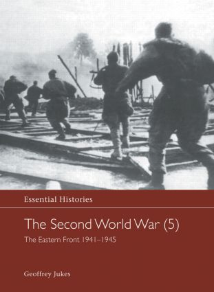 The Second World War, Vol. 5: The Eastern Front 1941-1945, 1st Edition (Hardback) book cover