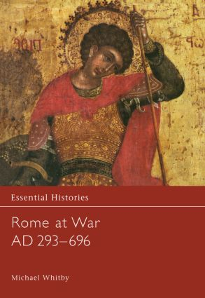 Rome at War AD 293-696 book cover