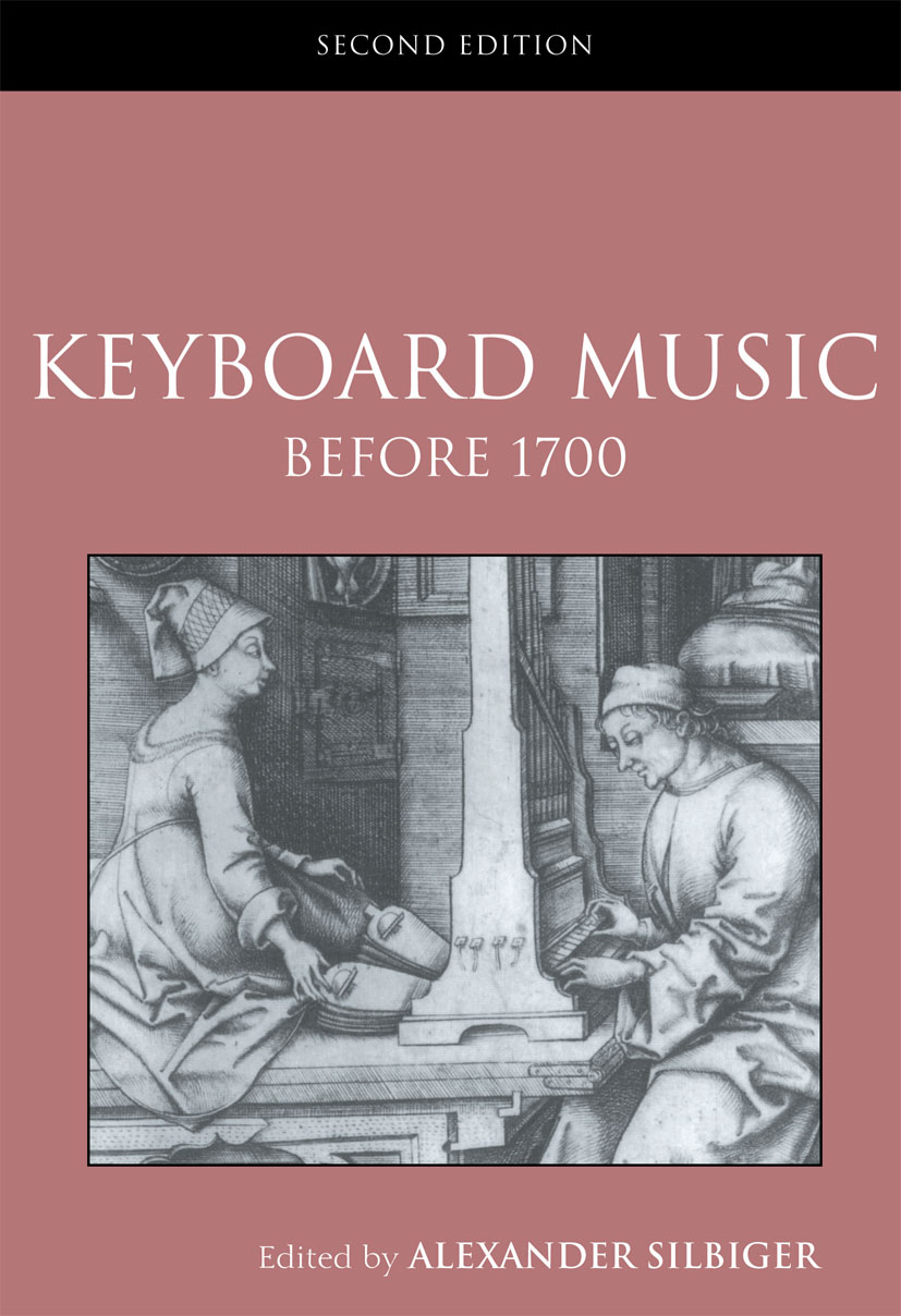 Keyboard Music Before 1700: 2nd Edition (Paperback) book cover