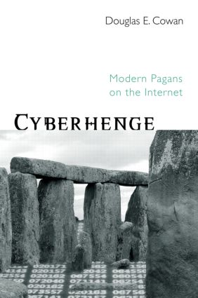 Cyberhenge: Modern Pagans on the Internet (Paperback) book cover
