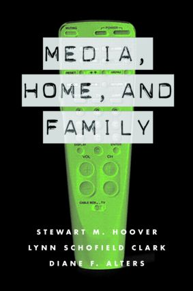 Media, Home and Family (Paperback) book cover