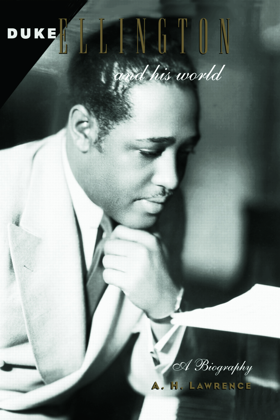 Duke Ellington and His World (Paperback) book cover