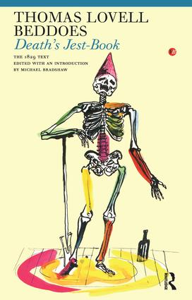 Death's Jest Book: 1st Edition (Paperback) book cover
