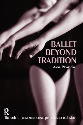 Ballet Beyond Tradition (Paperback) book cover