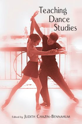 Teaching Dance Studies: 1st Edition (Paperback) book cover