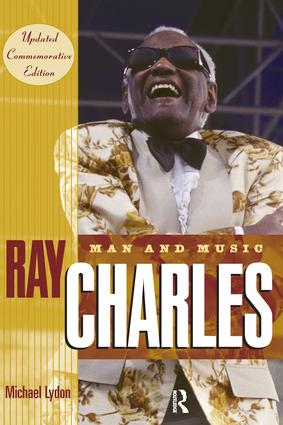 Ray Charles: Man and Music, Updated Commemorative Edition (Paperback) book cover