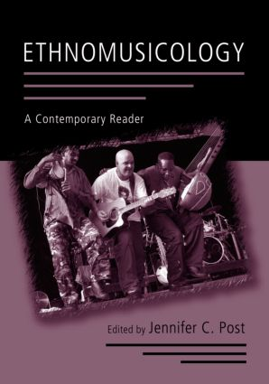 Ethnomusicology: A Contemporary Reader (Paperback) book cover