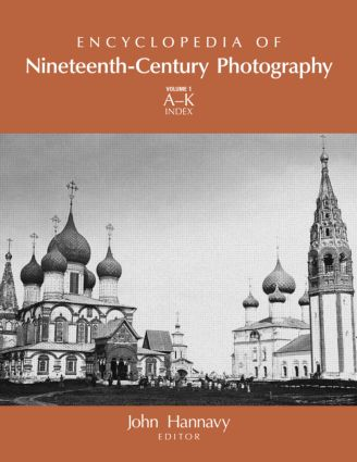 Encyclopedia of Nineteenth-Century Photography (Hardback) book cover