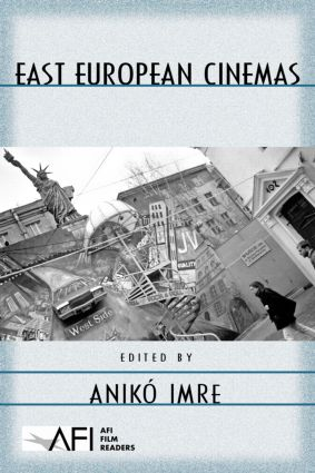 East European Cinemas book cover