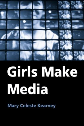 Girls Make Media (Paperback) book cover