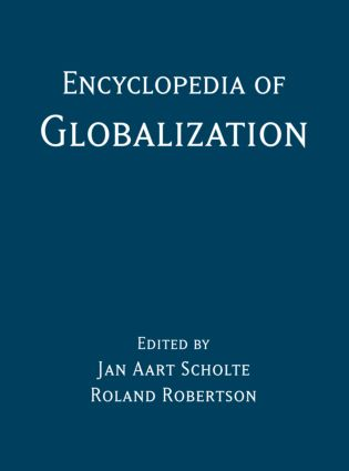 Encyclopedia of Globalization (Hardback) book cover