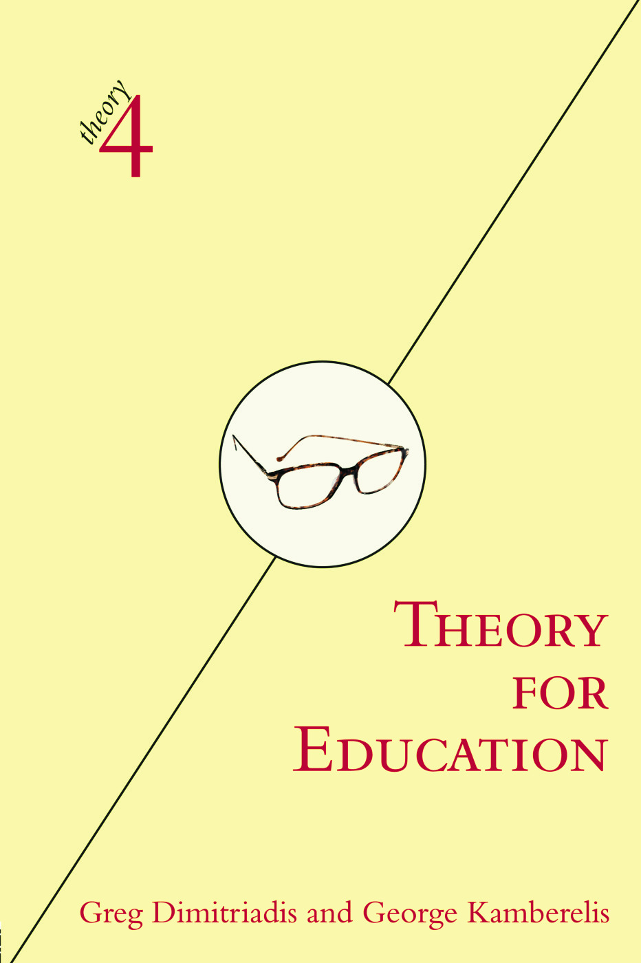 Theory for Education: Adapted from Theory for Religious Studies, by William E. Deal and Timothy K. Beal book cover