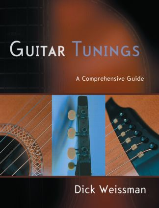 Guitar Tunings: A Comprehensive Guide (Paperback) book cover