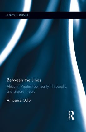 Between the Lines: Africa in Western Spirituality, Philosophy, and Literary Theory (Hardback) book cover