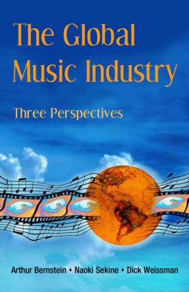 The Global Music Industry: Three Perspectives (Paperback) book cover