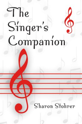 The Singer's Companion (Paperback) book cover