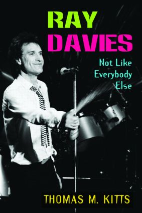 Ray Davies: Not Like Everybody Else (Paperback) book cover
