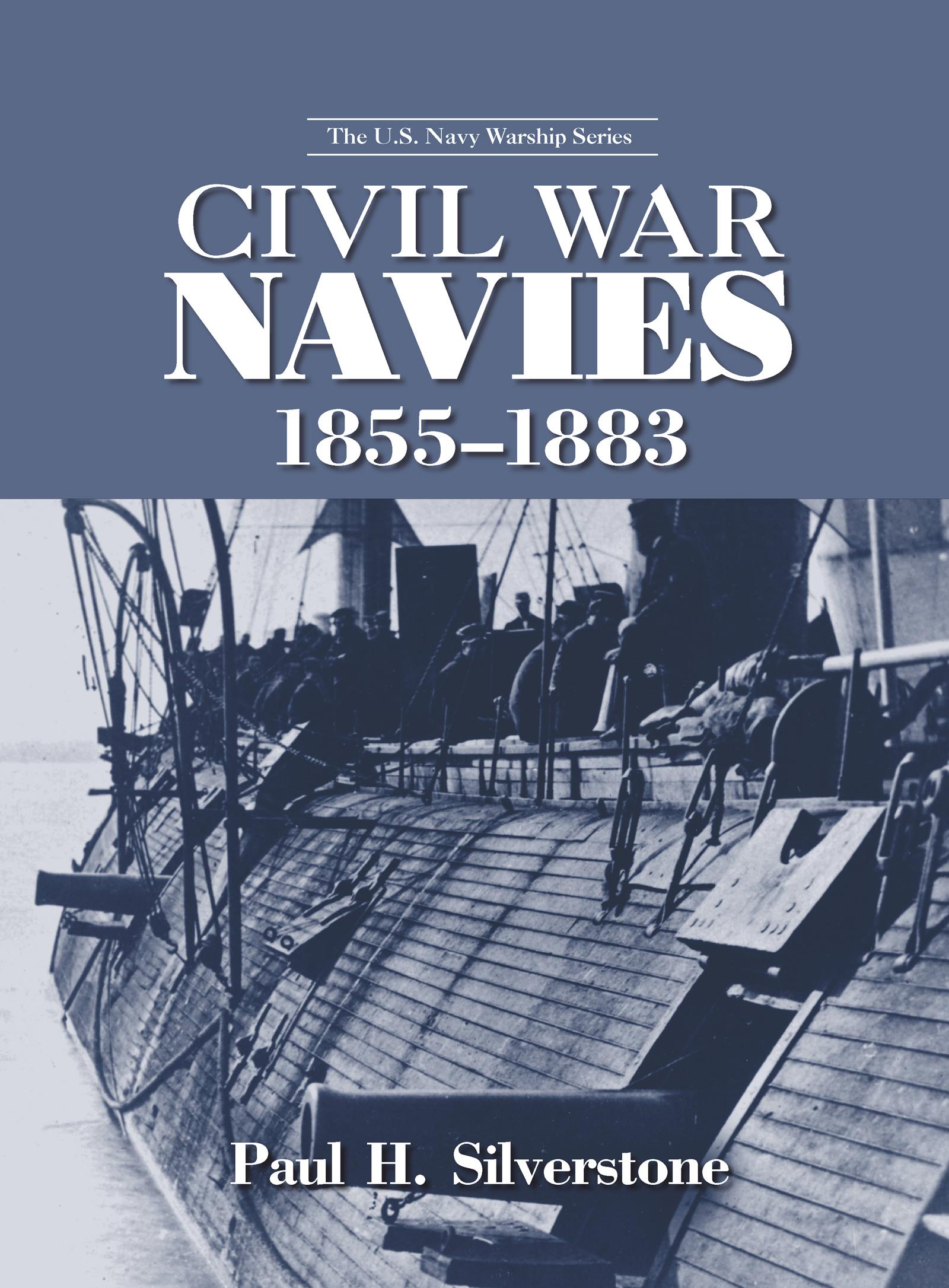 Civil War Navies, 1855-1883 book cover