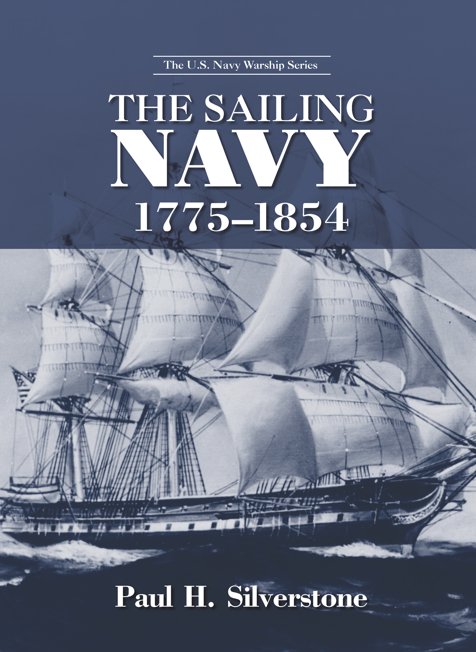 The Sailing Navy, 1775-1854 book cover