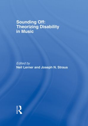 Using a Music-Theoretical Approach to Explore the Impact of Disability on Musical Development: A Case Study