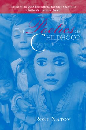The Poetics of Childhood: 1st Edition (Paperback) book cover