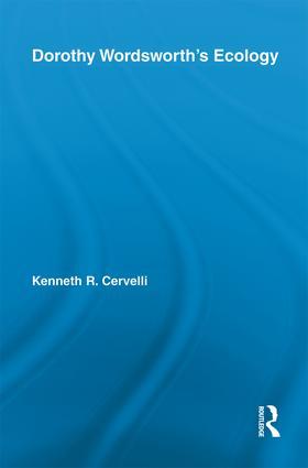 Dorothy Wordsworth's Ecology (Hardback) book cover