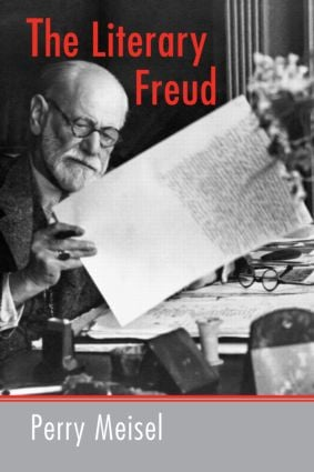 The Literary Freud: 1st Edition (Paperback) book cover