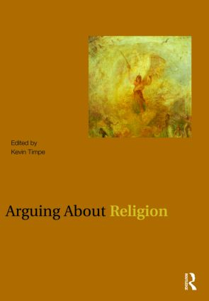 Arguing About Religion (Paperback) book cover