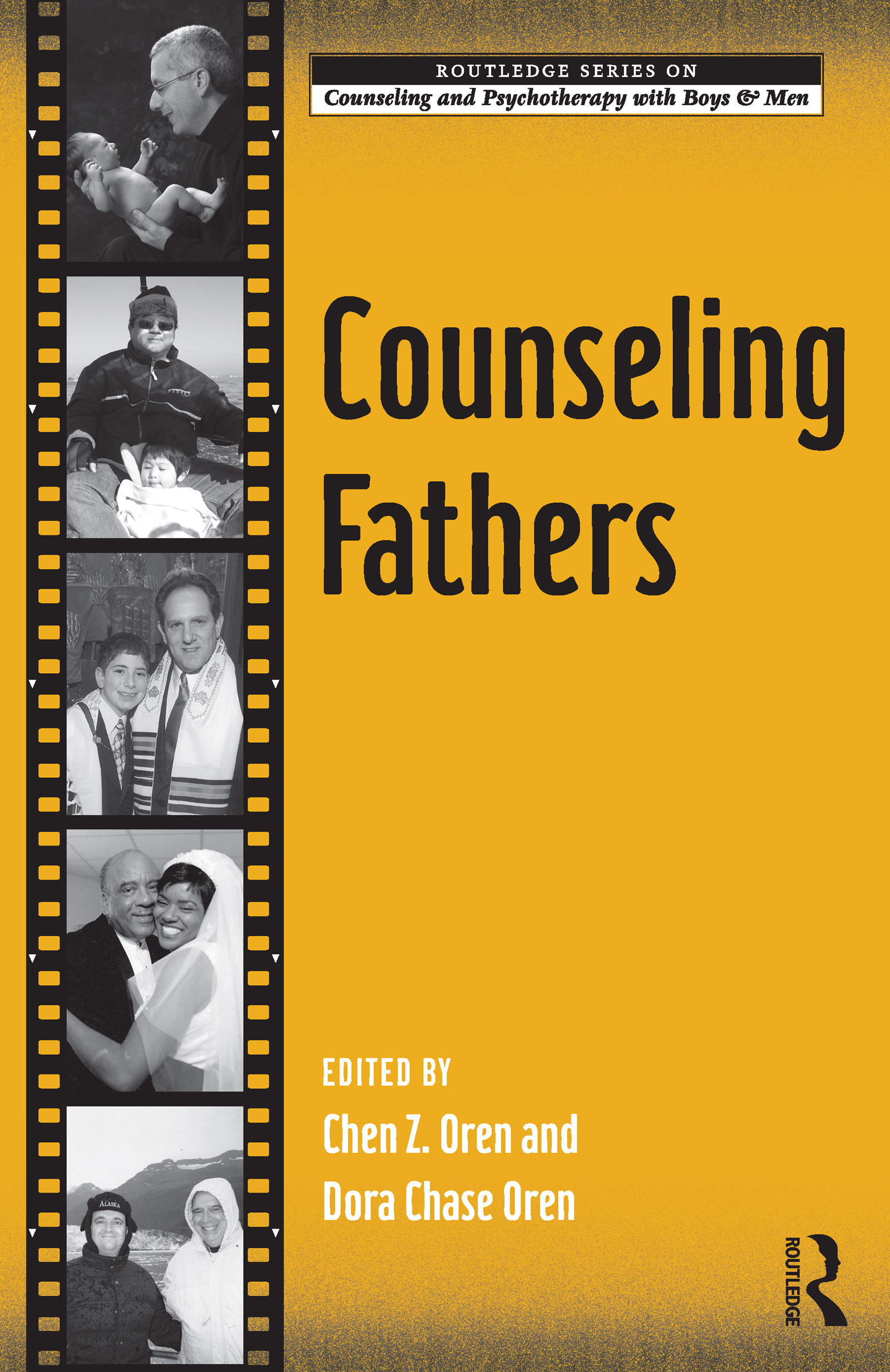 Counseling Fathers: 1st Edition (e-Book) book cover