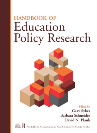 Handbook of Education Policy Research (Hardback) book cover