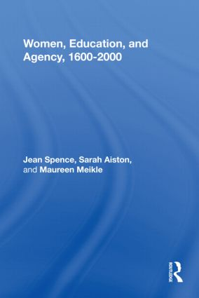 Women, Education, and Agency, 1600–2000 book cover