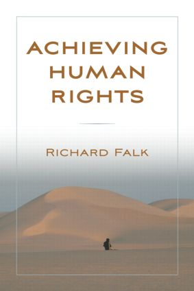 Achieving Human Rights (Paperback) book cover