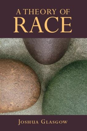 A Theory of Race (Paperback) book cover