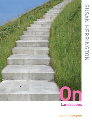 On Landscapes (Paperback) book cover